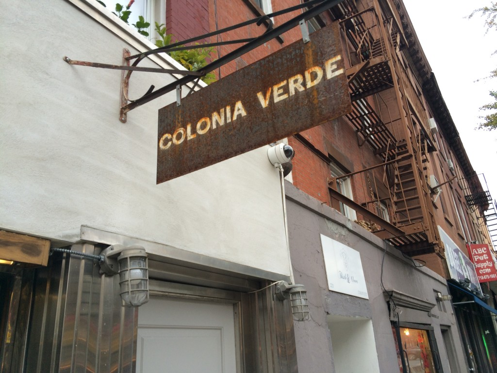 COLONIA VERDE, 219 Dekalb Avenue (between Adelphi Street and Clermont Avenue), Fort Greene, Brooklyn