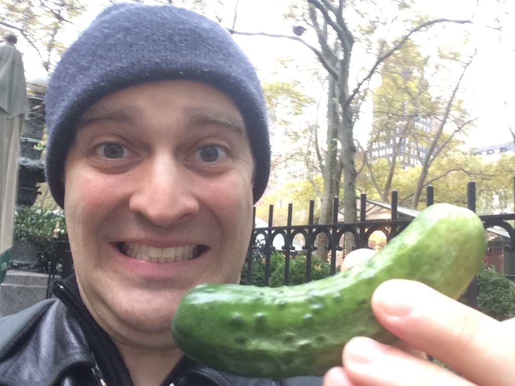 A Happy Pickle Holiday!!!