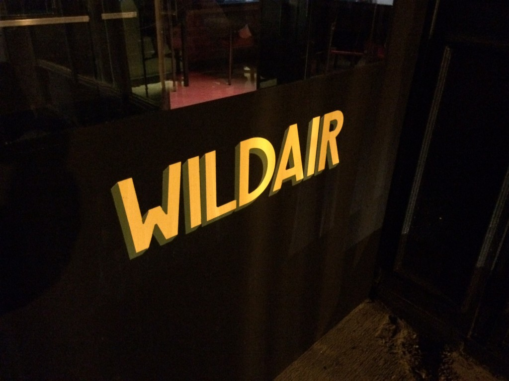 WILDAIR, 142 Orchard Street (between Rivington and Delancey Street), Lower East Side