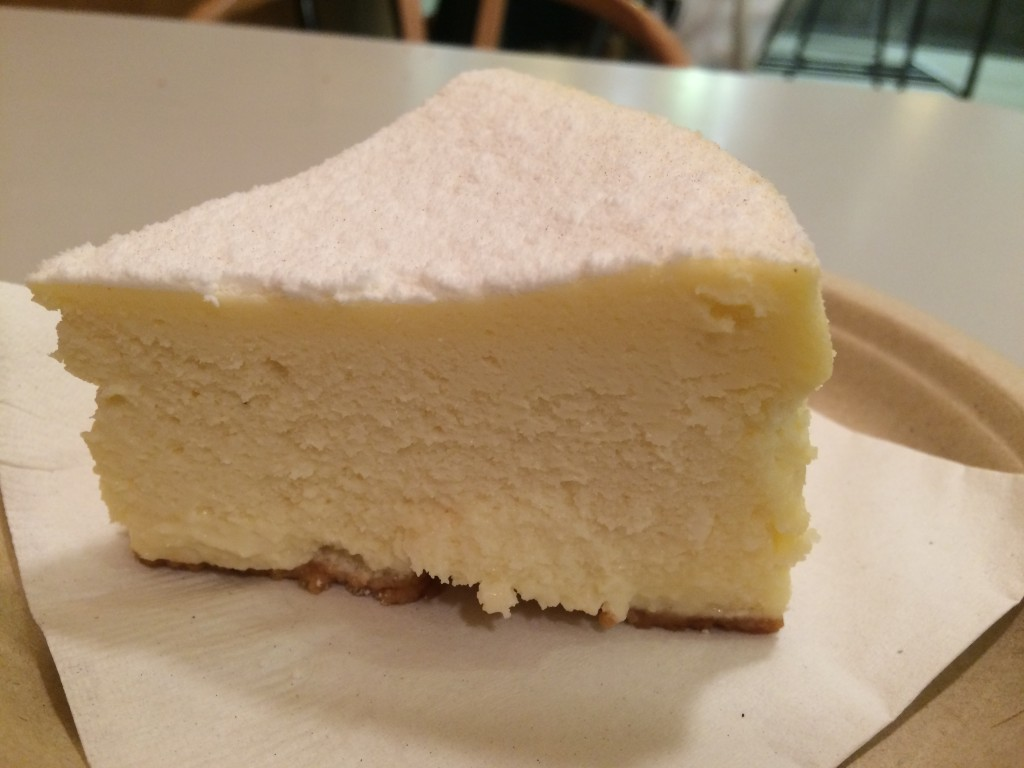 Cheesecake at BREADS BAKERY