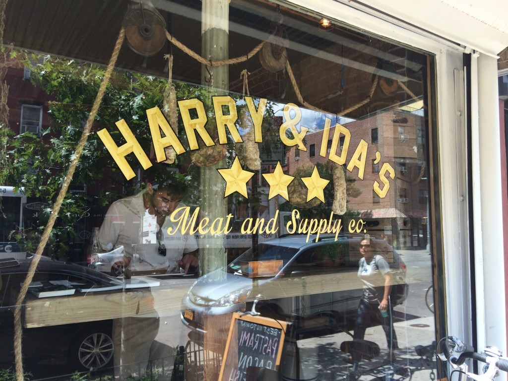 HARRY & IDA'S MEAT AND SUPPLY CO,, 189 Avenue A (between East 12th and East 11th Street), East Village