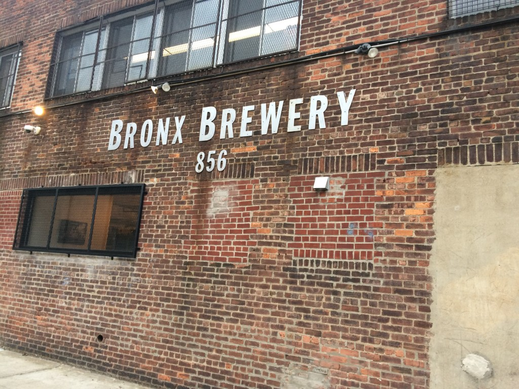 BRONX BREWERY, 856 East 136th Street (between Willow and Walnut Avenue), Port Morris, Bronx