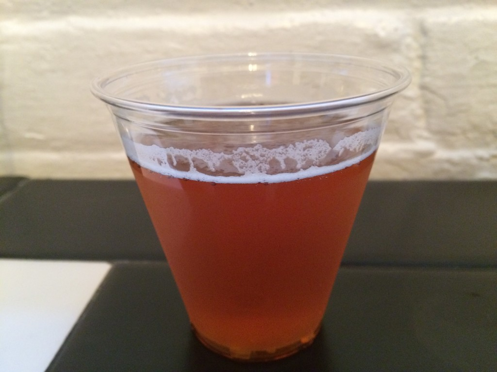American Pale Ale at BRONX BREWERY