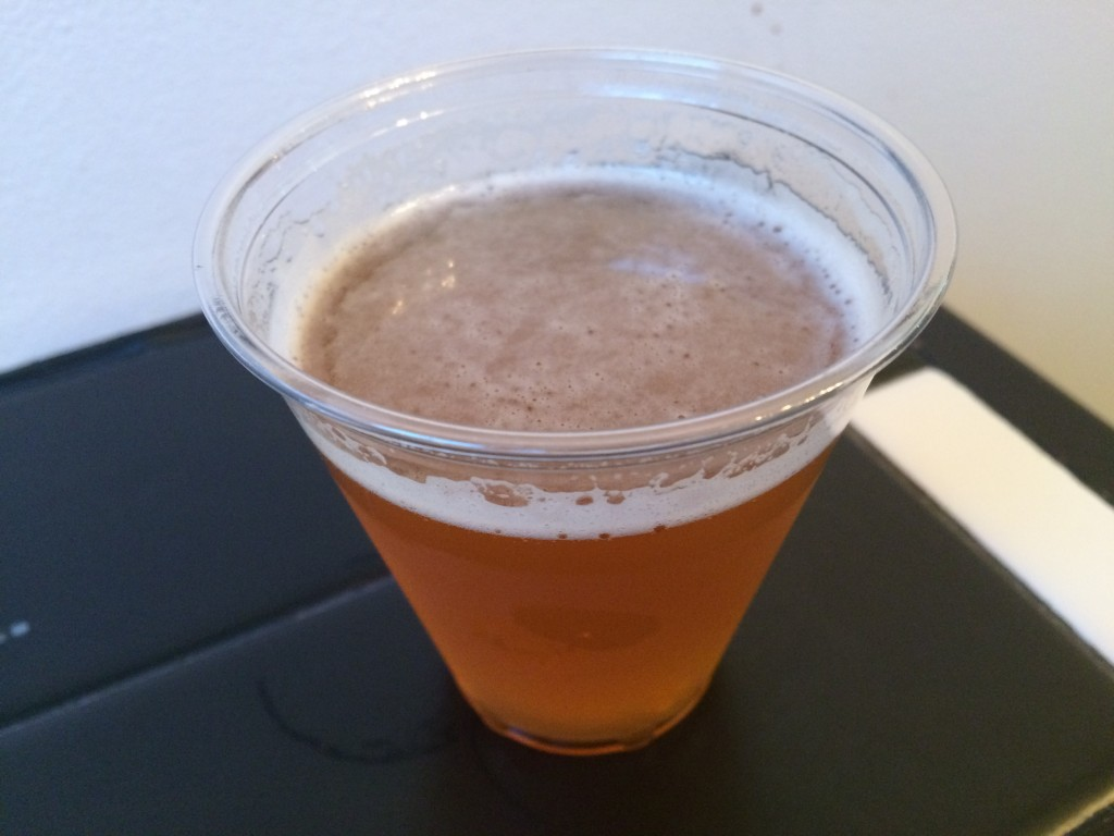 Winter Pale Ale at BRONX BREWERY