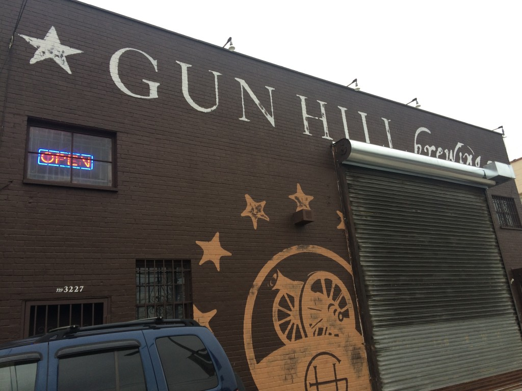 GUN HILL BREWING COMPANY, 3227 Laconia Avenue (between Boston Road and Duncan Street), Allerton, Bronx