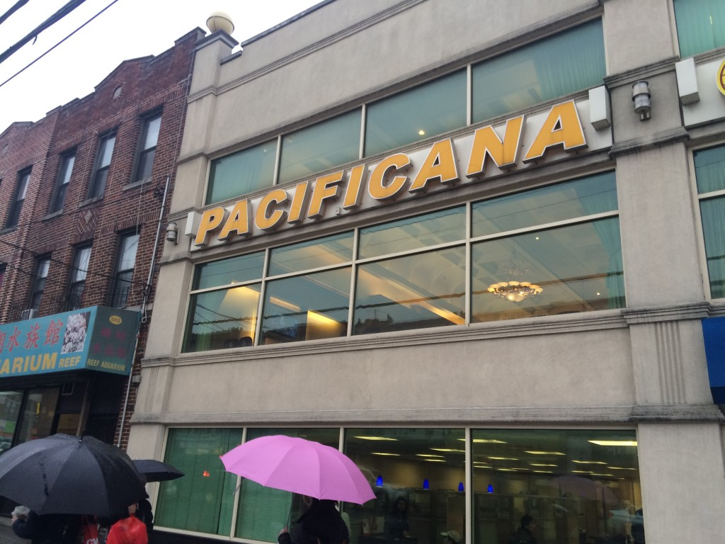 PACIFICANA, 813 55th Street (at 8th Avenue), Sunset Park, Brooklyn
