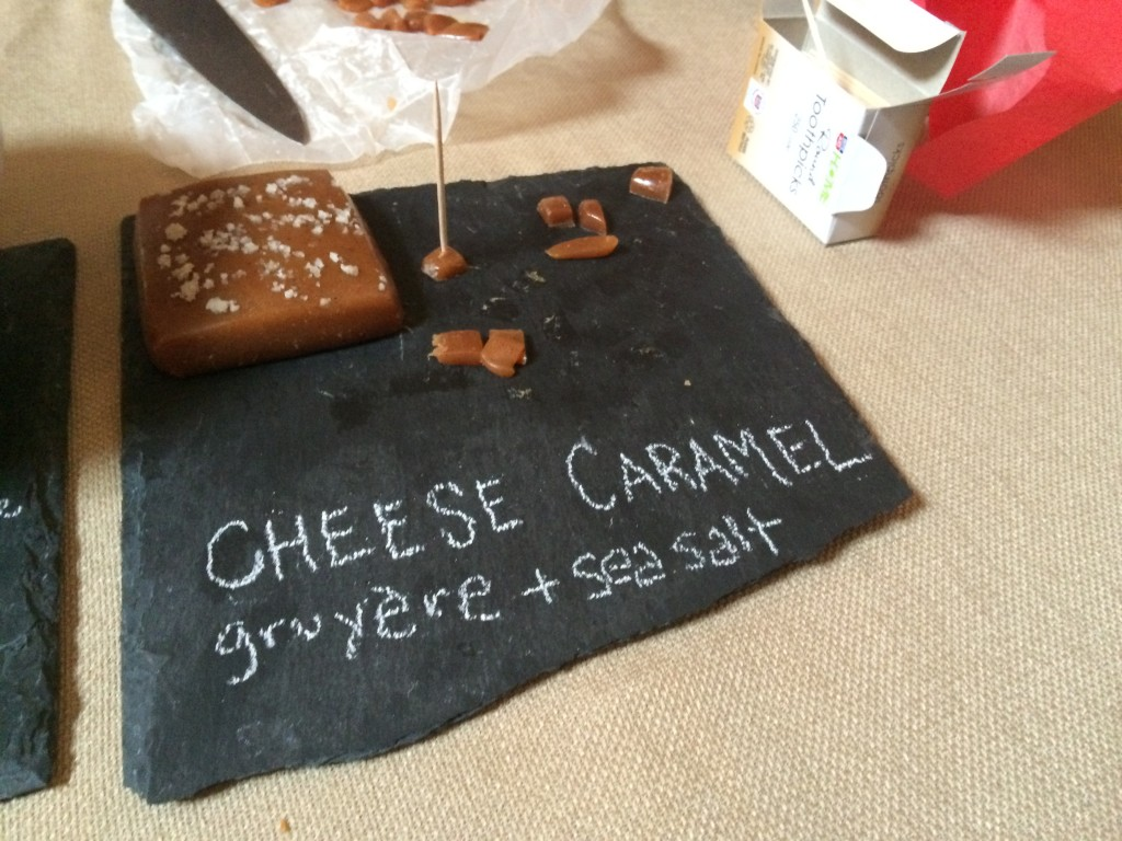 Cheese Caramel from CHEESE GROTTO