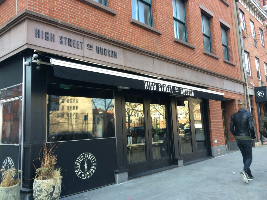 HIGH STREET ON HUDSON, 637 Hudson Street (at Horatio Street), West Village